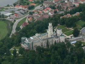 Czech republic from above