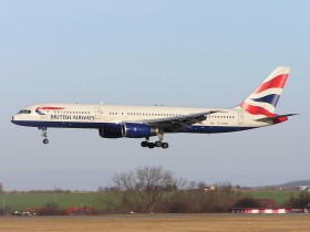 B757-236 / G-CPEN / British Airways ( BAW / BA ) / Prague - Ruzyne ( PRG / LKPR )