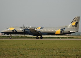 BAe ATP / LX-WAP / West Air Europe ( WLX ) / Amsterdam ( AMS / EHAM )
