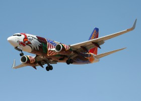 B737-7H4 / N918WN / Southwest Airlines ( SWA / WN ) / Phoenix - Sky Harbor ( PHX / KPHX )