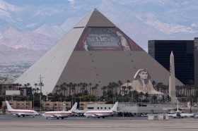 Others / no reg. / EG&G Flight Operations / Las Vegas - McCarran International ( LAS / KLAS )