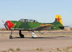 Nanchang CJ-6A / N6263D / Private / Coolidge