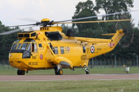 Westland Sea King HAR.3A / ZH542 / Royal Air Force ( RRR / RR ) / Fairford ( FFD / EGVA )
