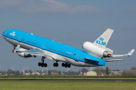 PH-KCF KLM Royal Dutch Airlines McDonnell Douglas MD-11 - cn 48560 ...