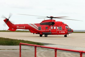 AS332L2 Super Puma / G-REDN / Private / Sumburgh ( LSI / EGPB )