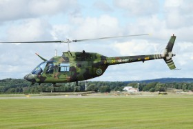 Agusta AB206B / SE-HGX / Private / Gothenburg - City ( GSE / ESGP )