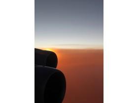 Pohledy z letadla (Geo)