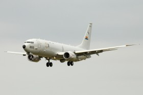 P-8A Poseidon / 167955 / US Navy / Fairford ( FFD / EGVA )