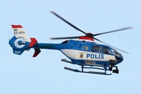 Arlanda helicopter