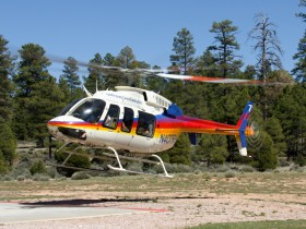 N407RH  Bell 407  Grand Canyon  National Park GCNKGCN  Planescz