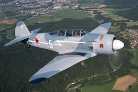 AZYA - C-11 (Yak-11) - Mimo letiště - planes.cz