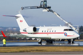 Bombardier CC-144 Challenger